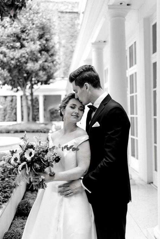 Le Bristol Paris Elopement fineart luxury wedding France