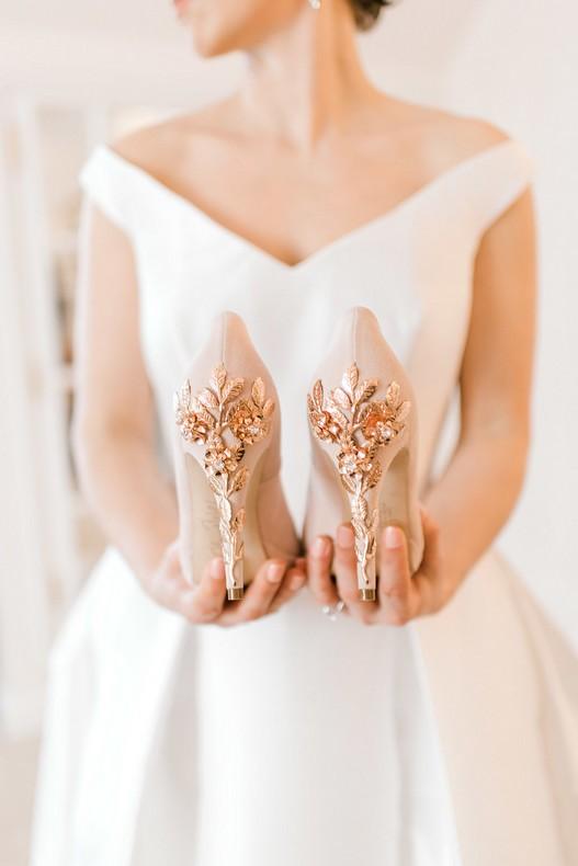 Le Bristol Paris Elopement luxury wedding fineart