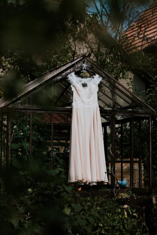 préparatif mariage robe mariée fleuriste strasbourg