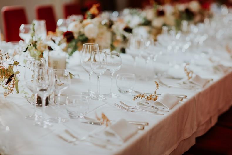 wedding design détail mariage feuillage séché fleuriste alsace