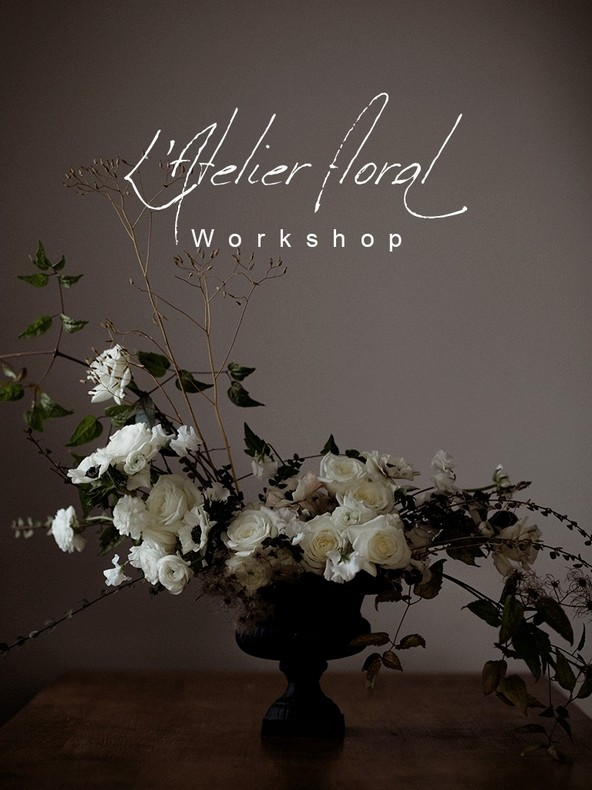 workshop atelier floral formation fleuriste reconversion