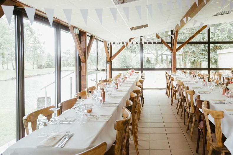 decor salle mariage automnal fleurs champetres capucine atelier floral alsace