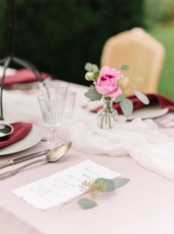 decoration centre de table mariage alsace fleuriste