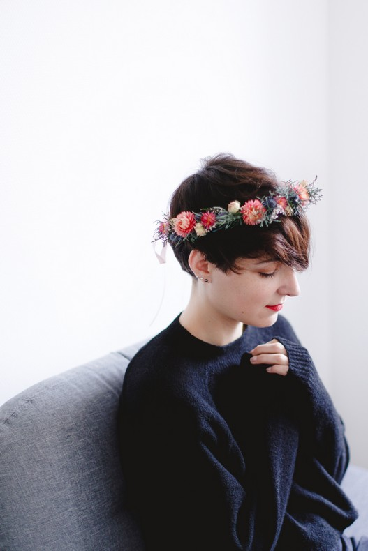 mariage fleuriste diy couronne de fleurs faire soi meme alsace