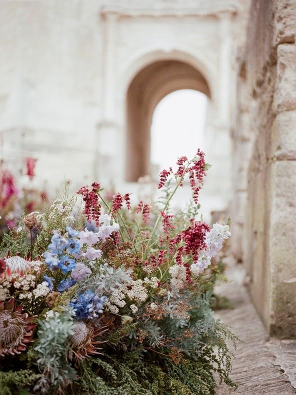 tendance florale mariage ceremonie laique capucine atelier floral alsace