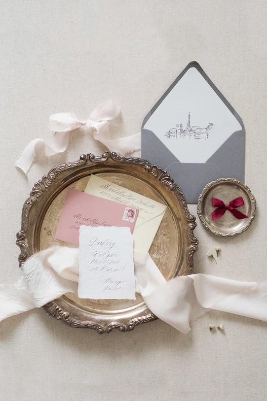 Capucine Atelier Floral - Fleuriste de mariage - Elopement Hotel Bristol Paris