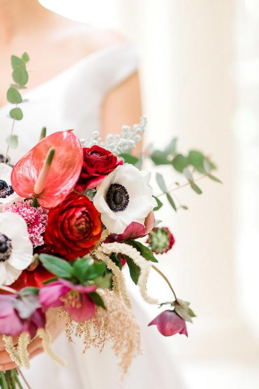 Le Bristol Paris Elopement Capucine atelier floral luxury wedding