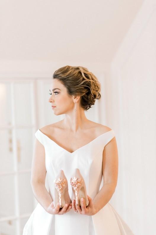 Le Bristol Paris Elopement fineart wedding France