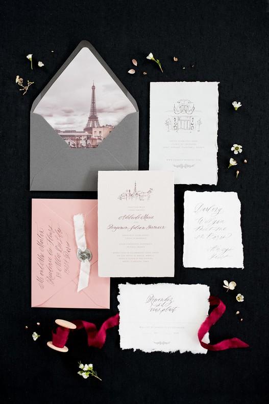 Le Bristol Paris Elopement wedding in France fleuriste capucine atelier floral