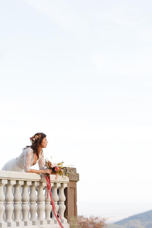 Mariage romantique en rose - Capucine Atelier Floral - Fleuriste mariage - Grand Est Alsace Belgique Luxembourg