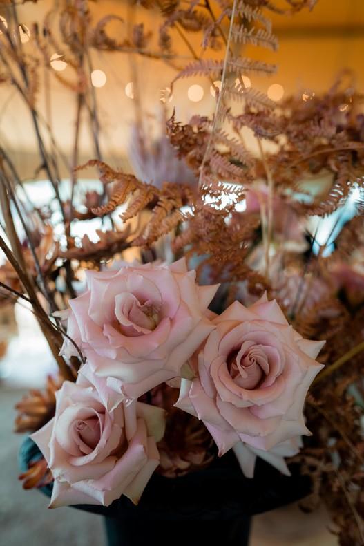 rose de jardin capucine atelier floral fleuriste mariage alsace