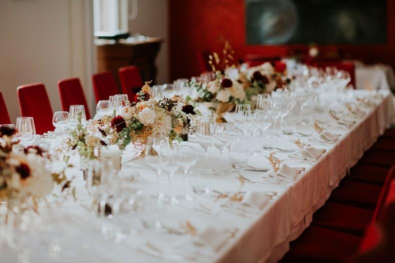 fleuriste mariage moulin la Wantzenau composition florale