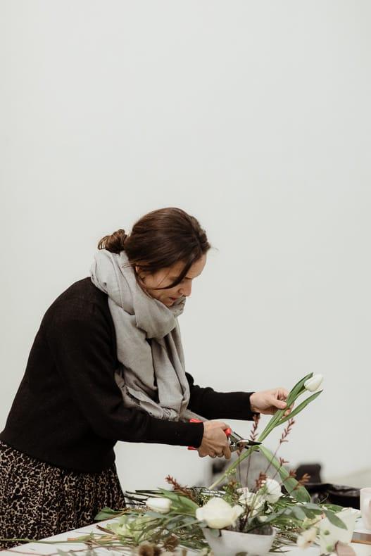 Workshops et formation de Capucine Atelier Floral - Fleuriste et wedding designer de mariage - Alsace Grand Est Belgique Luxembourg