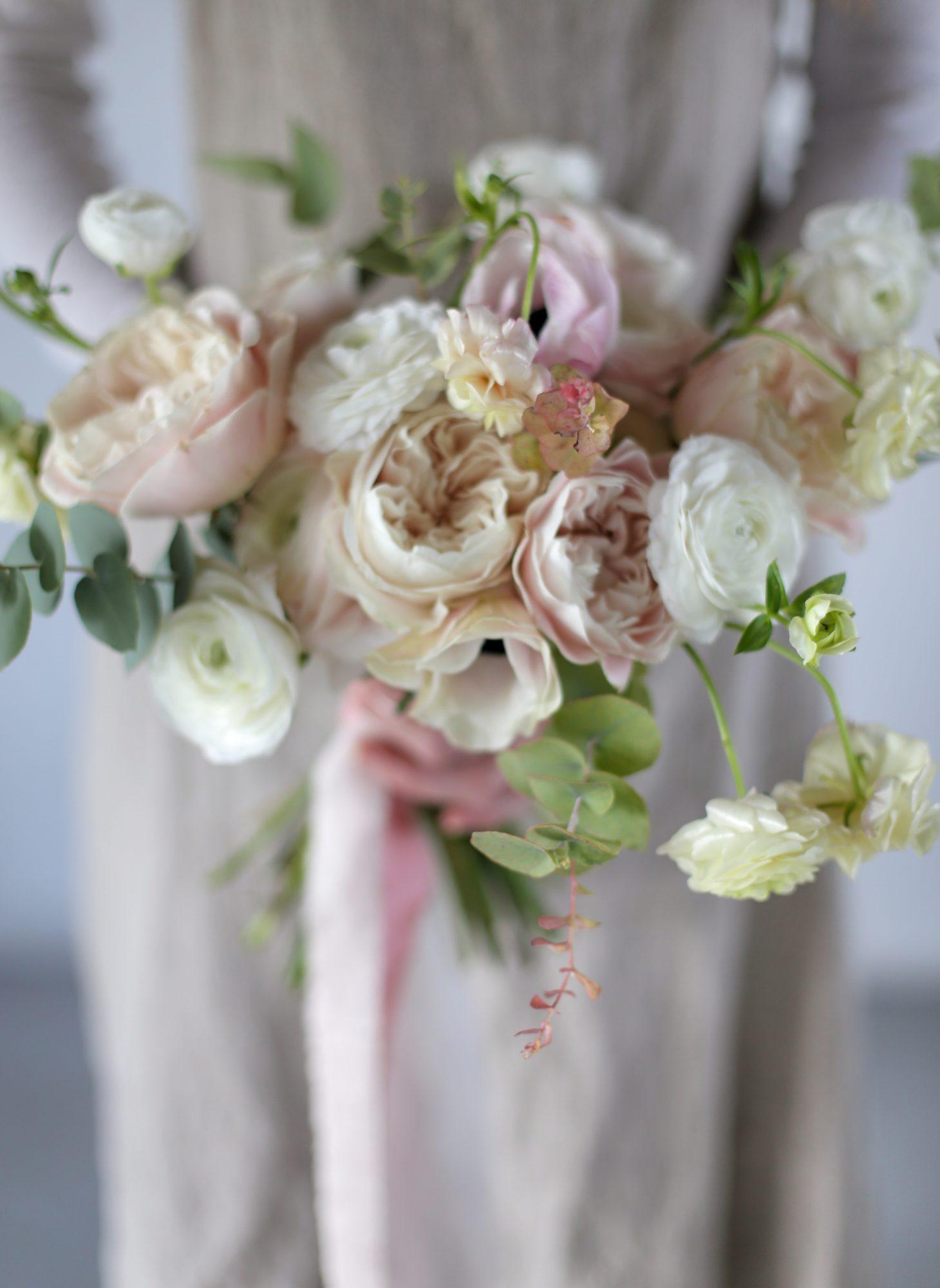 Cours d'art floral - reconversion fleuriste