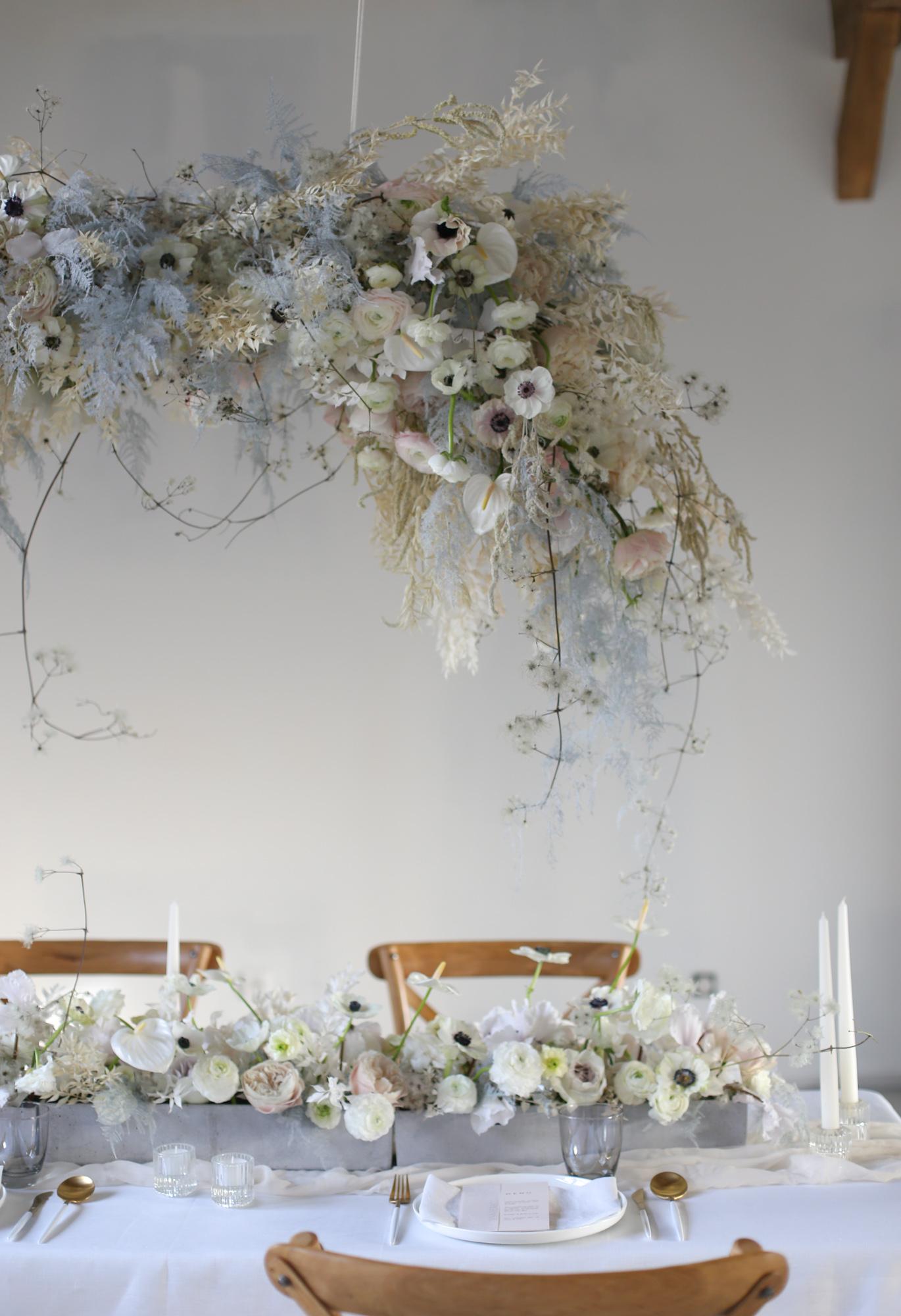Capucine atelier floral -Suspension pour mariage