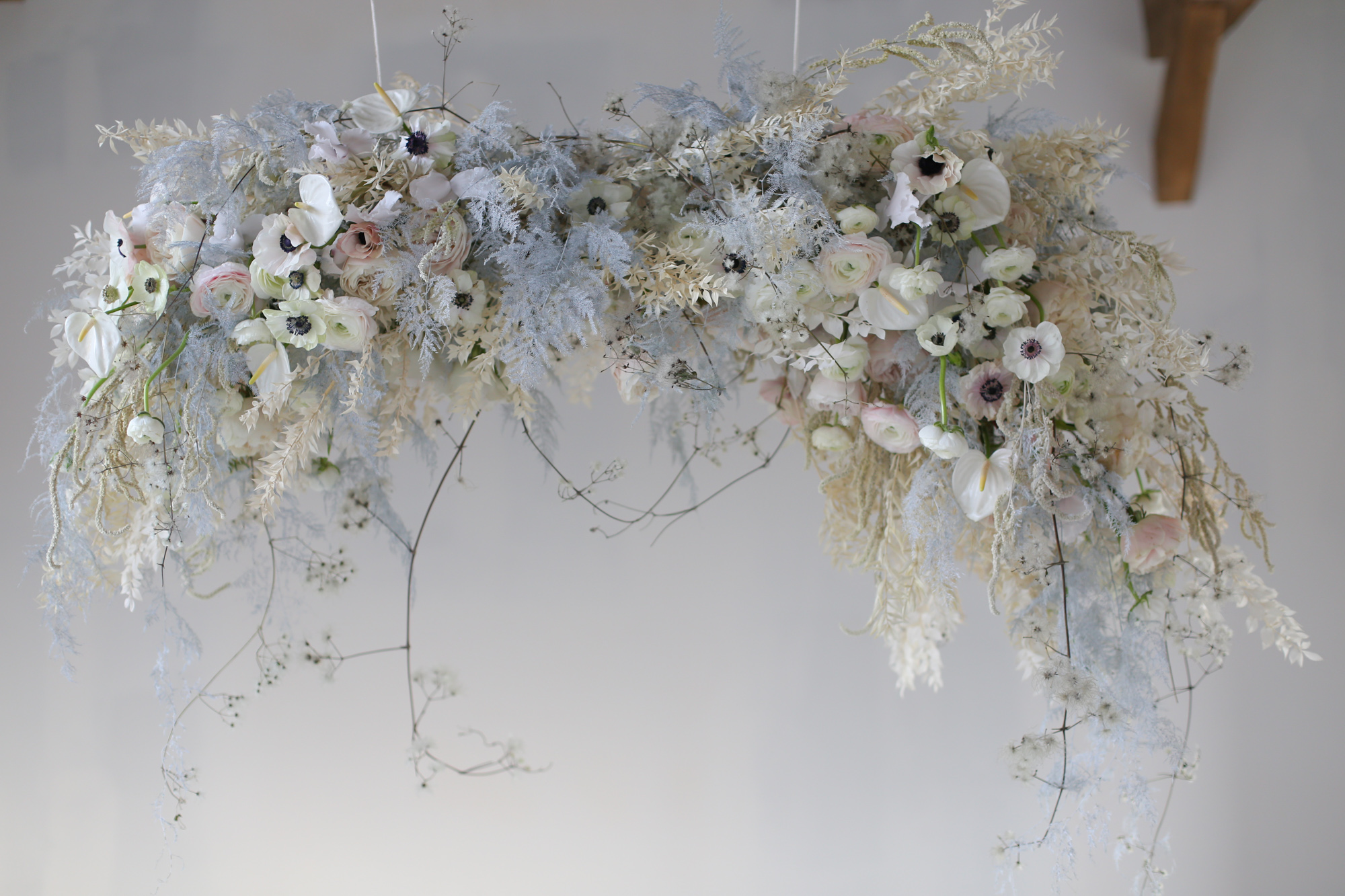 Nuage floral - Mariage tendance 2020