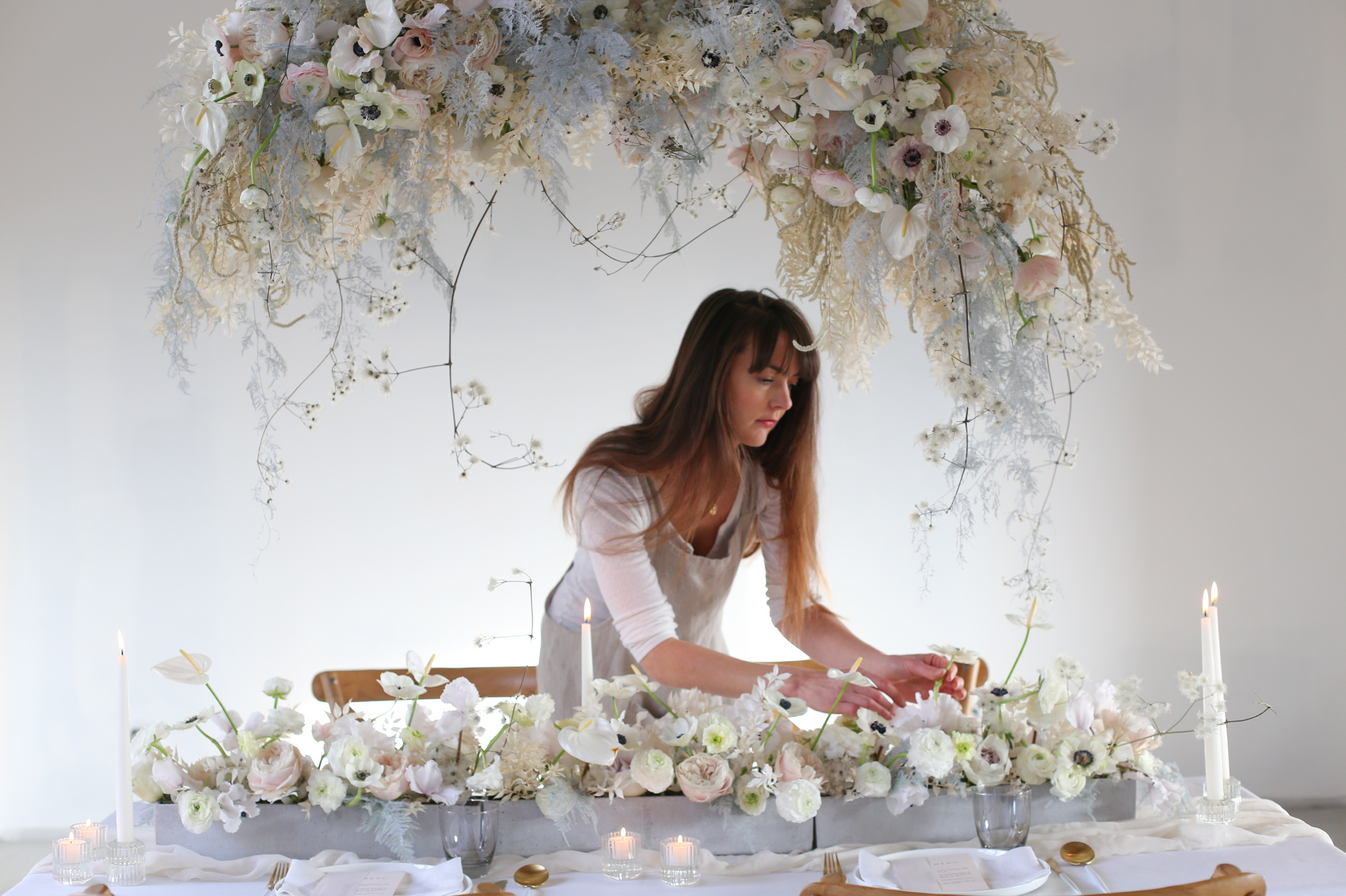 Capucine Atelier Floral - Session one to one pour fleuristes