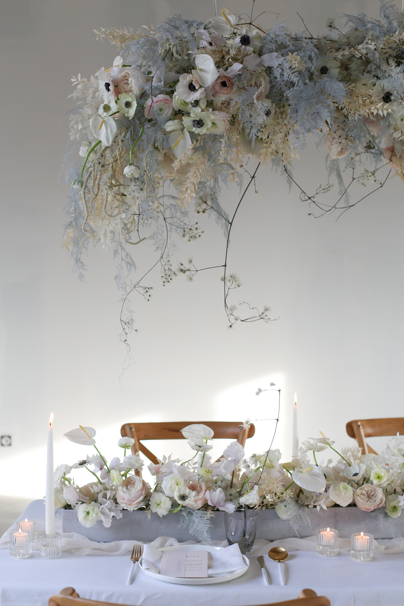 Wedding design apprendre la fleuristerie