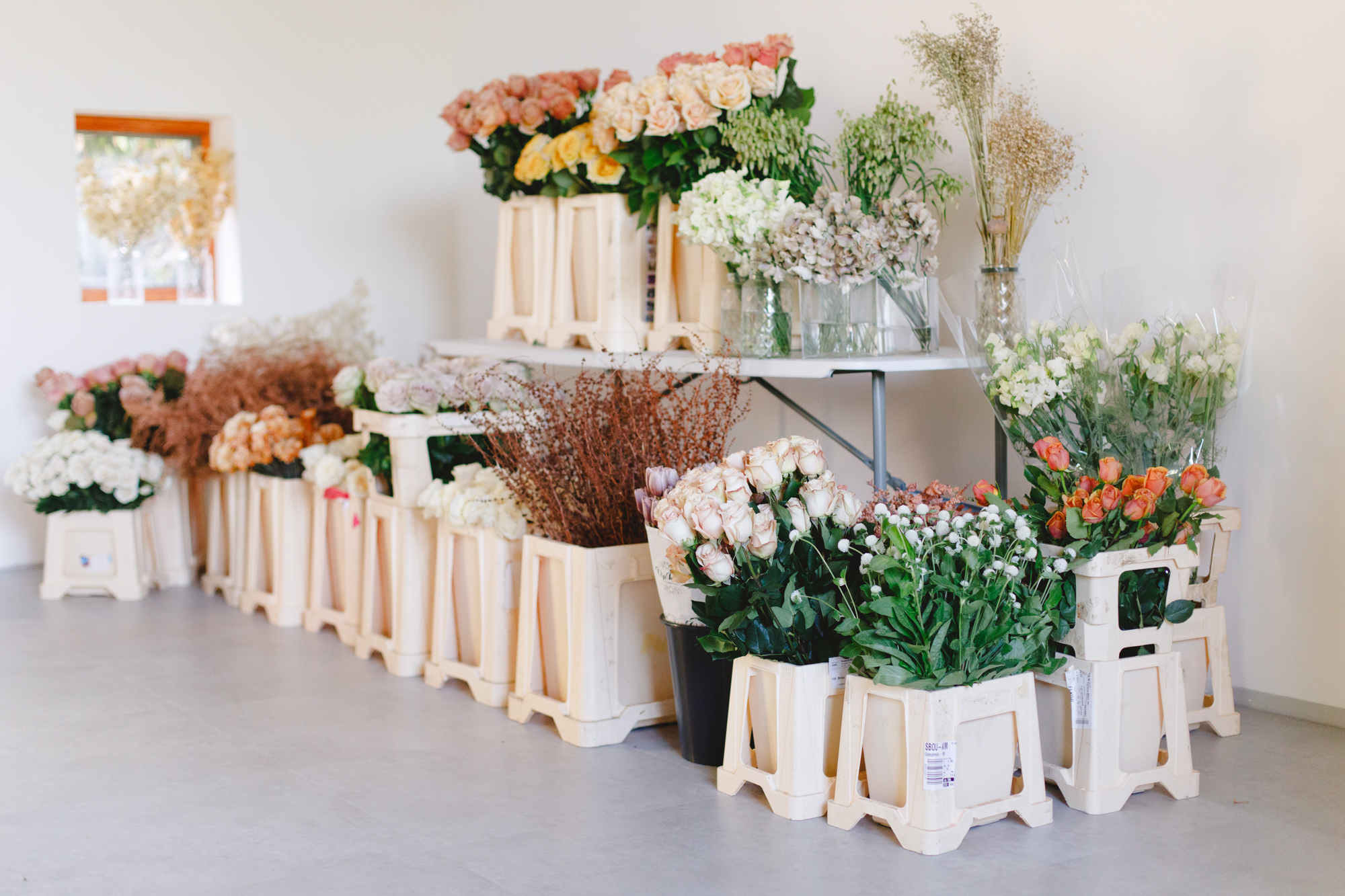 formation fleuriste roses vip floralclass