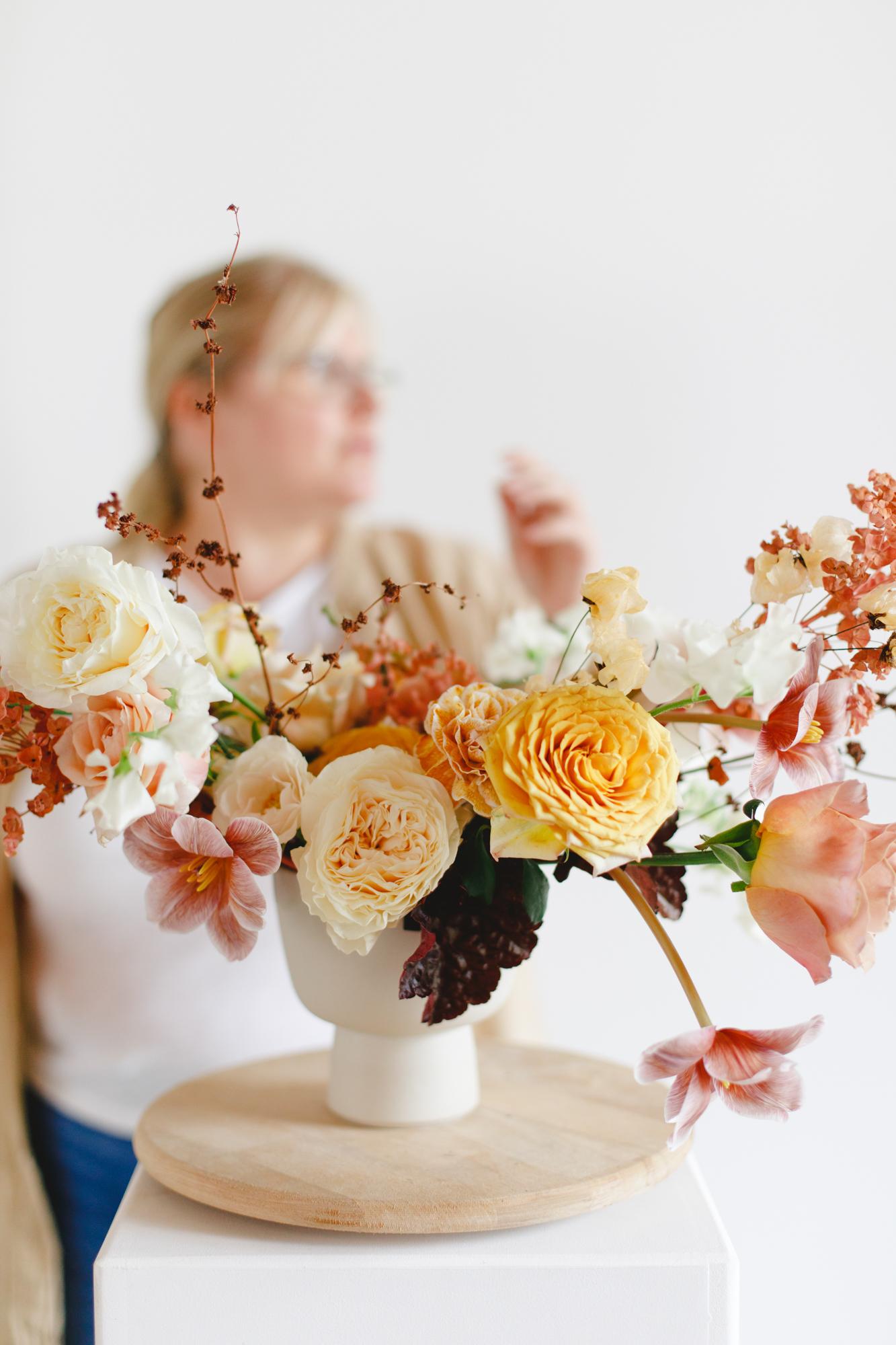 orkshop vip roses formation fleuriste