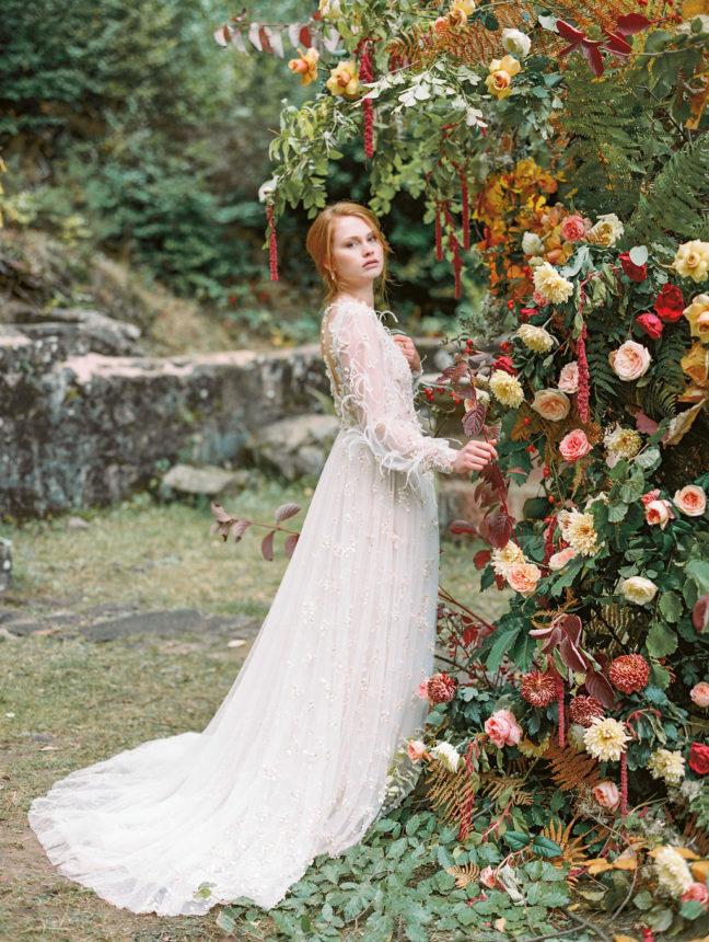 arche cérémonie fineart fleuriste mariage haut de gamme-grand Est
