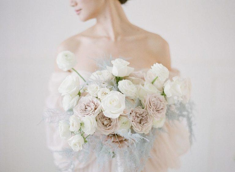 Un mariage romantique à Zurich - Capucine Atelier Floral - Fine art floral design