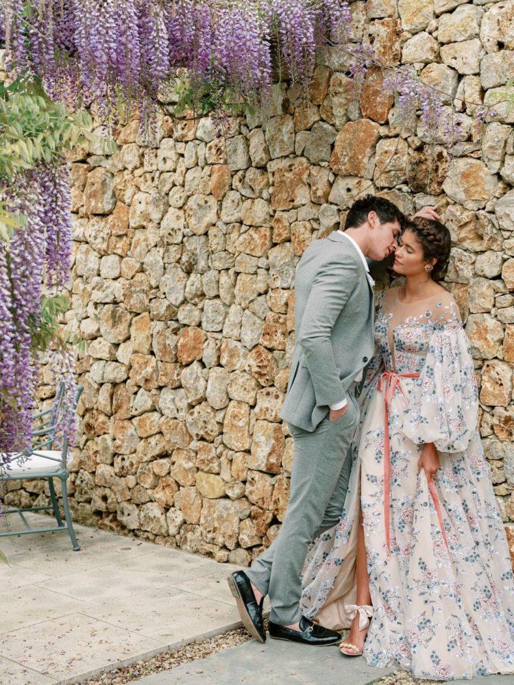 Un mariage au château de Berne en Provence - Capucine Atelier Floral - Fine floral designer